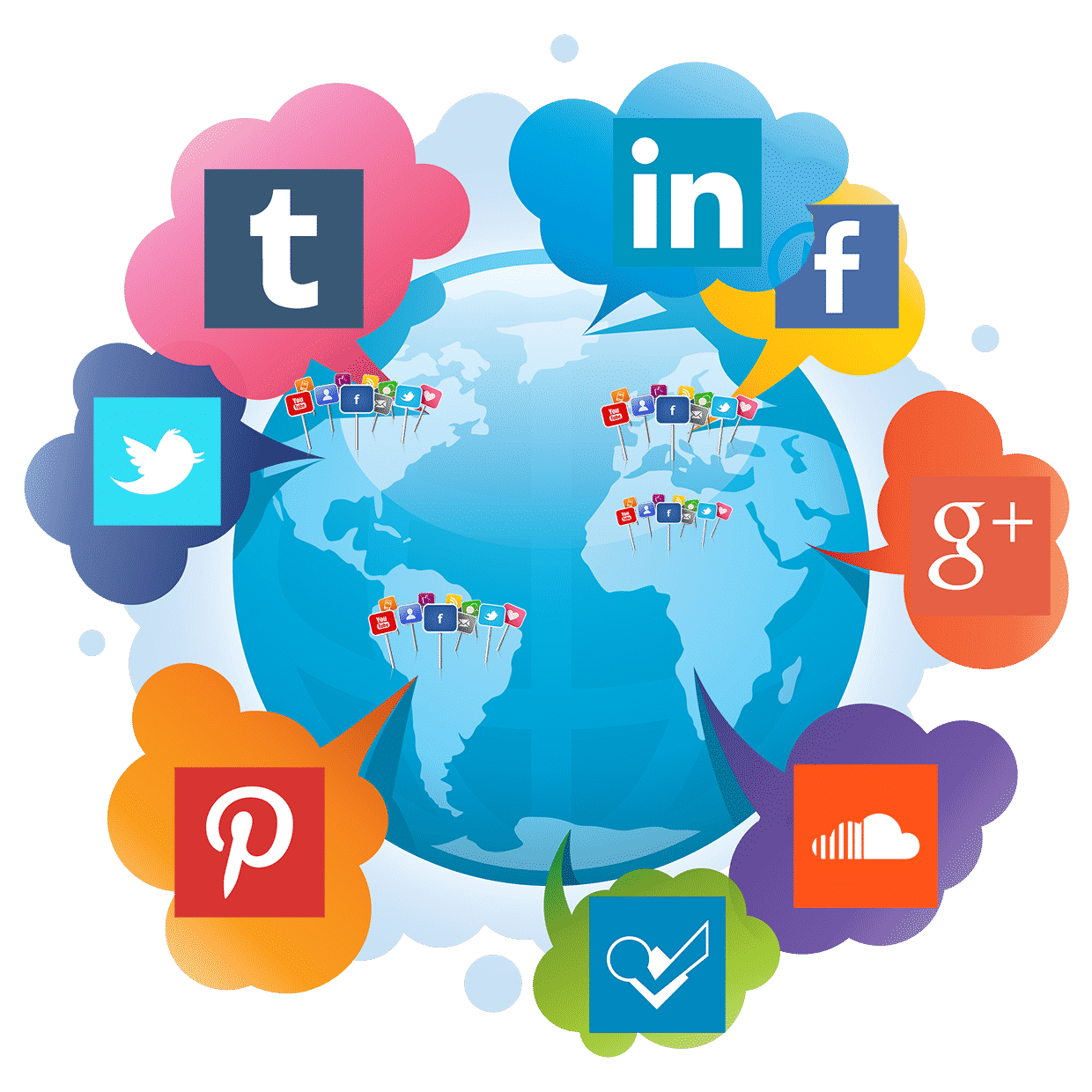 Digital Marketing Services - Social Media Marketing - Content Marketing - PPC and Brand Management