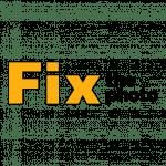 Fix The Photo